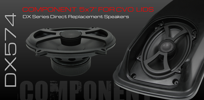 DX Series 5x7 Speakers